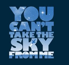 You Cant Take the Sky