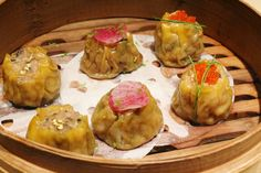 The verdict: Try China Poblano's Siu Mai Lucky 6 with scallops and beef siu mai.