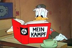 Donald Duck As A Nazi? | 9 Moments That Will Shatter Your Image Of Beloved Cartoon Characters