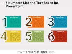 84 Best Text Tables Powerpoint Templates Images Free