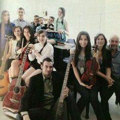 The entire cimorelli family
