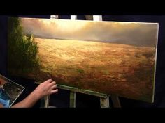 "Time Lapse Painting  Name ""Nature's Amber""  Acrylic on canvas  Size 18"" x 48""  SOLD    WEBSITE: http://www.marcdoiron.ca  Facebook -  https://www.facebook.com/pages/Marc-Doiron-Fine-Arts/193212554022449?v=wall    Featured Music  EMANCIPATOR - FIRST SNOW  http://www.emancipatormusic.com/  http://emancipator.bandcamp.com/  https://www.facebook.com/emancipatorm..."