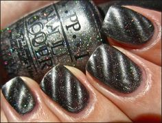 OPI Skyfall: Is That Silva