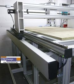 New Large CNC Router Build 8x4ft Progress starting November 2014