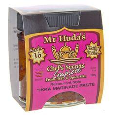 Tikka Paste - Mr Huda's