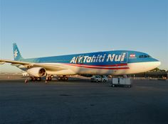Air Tahiti Nui A340-300  More at http://www.airtahitinui-usa.com/