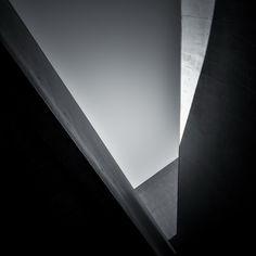 Sharp Edges by Alexandru Crisan on Art Limited Pigment Ink, Monochrome, Art Photography, Fine Art Prints, Black Architecture, Online Purchase, Shop, Instagram, Minimal