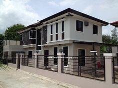 Modern zen style house