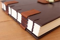 Book of Shadows #bookbinding #leather #locker #Grimoire #coptic