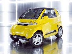 Smart Eco-Speedster, 1993 Smart Fortwo, Mercedes Smart, Audi 100, Peugeot, Volkswagen, Roadster, Vito, Car Gadgets, Smart Car