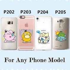 Pokemon Series Cute Phone Case SP166732
