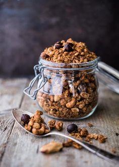 Pähkinägranola