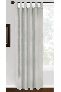 Brighton Curtain Panel - Draperies And Tiebacks - Window Treatments - Linens And Fabrics | HomeDecorators.com