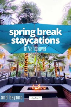Local staycations are where it's at for winter and spring break. Our guide to staycations in Vancouver and beyond will help change up your four walls and enjoy some luxe pamper time with family or your significant other. Vancouver Hotels, Vancouver Travel, Best Family Vacations, Family Travel, Tourism Victoria, West Coast Cities, Canada National Parks, Canada Destinations, Canadian Travel