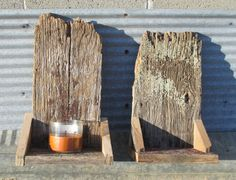 Hey, I found this really awesome Etsy listing at https://www.etsy.com/listing/183403269/shelf-reclaimed-wood-wall-sconce-candle