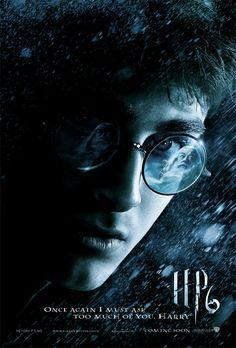 Póster Harry Potter, y el Misterio del Principe