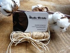 DIY Business Card Holder (For Wine Lovers!) | La Belle Bride