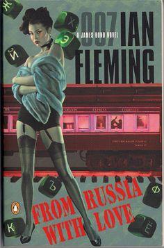 Design by Richie Fahey and Roseanne Serra. #IanFleming #JamesBond #007