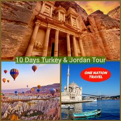 Jordan Tours, International Flight Tickets, Cave Hotel, Underground Cities, Air Balloon Rides, Domestic Flights, Hagia Sophia, Group Tours, First Nations