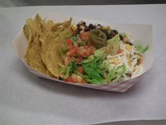 Don't forget, today our fiesta bean nacho bowl makes its debut on our MS/HS menu! #vegetarian #wholegrain #schoolfood