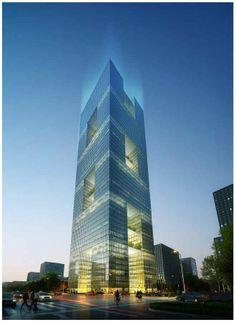 Tangshan Masterplan - design by Keppie