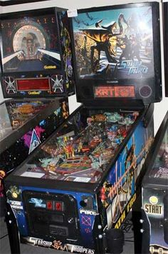 Starship Troopers Pinball Machine For Sale Sega #starshiptroopers
