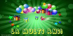 Felicitari de la multi ani - Pagina 19 - mesajeurarifelicitari.com Desserts, Tailgate Desserts, Deserts, Postres, Dessert, Plated Desserts