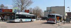 Österskans, bussterminal.