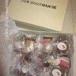 ma version de la BOX CADEAUX « fait-maison » :  la Box Gourmande.