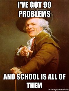 The Joseph Ducreux meme never gets old.