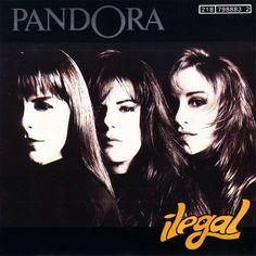Caratula Frontal de Pandora - Ilegal
