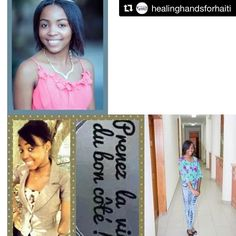 We are so proud of Ebewelleda Lundy named the official ambassador of Healing Hands for Haiti back in 2014.  Way #latergram we know but we are still so thrilled for her!  #repost @healinghandsforhaiti  Dear All:  As we progress with Healing Hands for Haiti we do want to be more than just a Rehab Center. We shall assist the physically challenged with their well being and reintegration in society.  To that effect we have identified among others Ms Lundy Ebewelleda the 2014 Queen of Filles du…