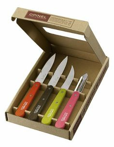 Amazon.com: Opinel Utility Kitchen Set 1452: Kitchen & Dining