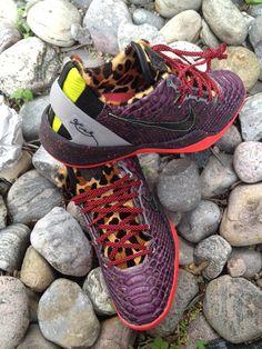 online retailer a7006 60086 Nike  Kobe 8 custom  sneakerhead Nike High Tops, Kobe Shoes, Casual Couture