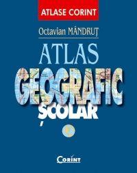 Atlas geografic scolar - Editura Corint - 30% REDUCERE !!! Atlas, Geography