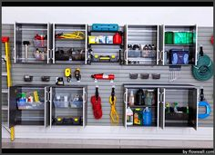 garage storage ideas - Google Search