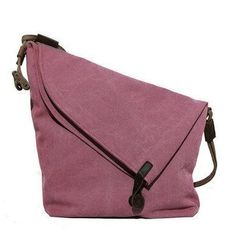 Hot-sale designer Women Vintage Messenger Bag Genuine Leather Canvas Crossbody Bag Tribal Rucksack Online - NewChic Mobile
