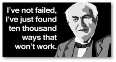 Failing to innovate Thomas Edison #innovation  #innovacion