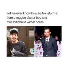 BAM Louis Tomlinson, ladies AND gentleman😎💅 One Direction Humor, One Direction Pictures, I Love One Direction, Louis Tomlinsom, Louis And Harry, Louis Williams, 1d And 5sos, Larry Stylinson, Cool Bands