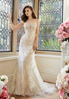 Sophia Tolli Y11639 - Kyla Wedding Dress photo