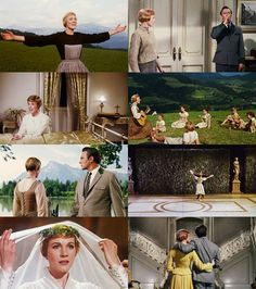 The Sound of Music [1965] My all time favorite movie