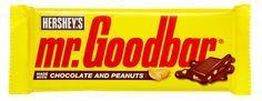 "mr. Goodbar = Valentine, you're so ""good"" to me!"