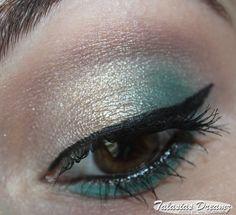 Catrice Eyeshadows Mr. Copper's Fields, Dorian´s Grey und Petrol Shop Boys | Talasias Dreamz