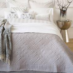 GRIJZE BASIC SPREI - Dekbedden - Bed | Zara Home Holland