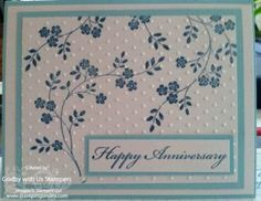 Stampin' Up! Thoughts & Prayers stamp set