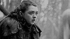 Maisie Williams, Arya Stark, Jon Snow, Game Of Thrones, Ice, Songs, Lady, Fictional Characters, Jhon Snow