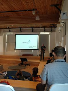 #programminglanguages .fnichol starting out the first chef #pdx meetup sharing about #habitat and rustlang http://pic.twitter.com/ZxUMamZ6Yc  Ste   Pro Languages News (@Pro_Languagess) September 10 2016