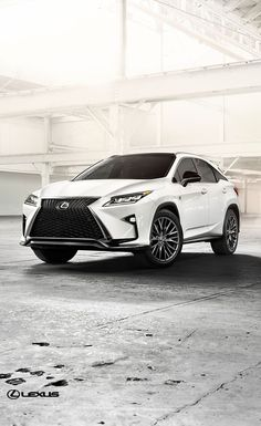 The ascent of luxury. Click to check out the 2017 Lexus RX F SPORT.