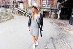 sweater-leather-jacket
