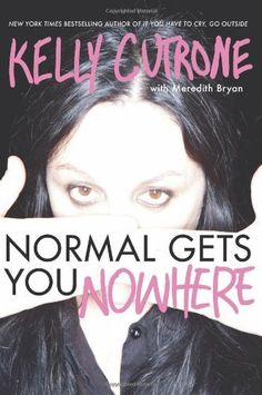 Normal Gets You Nowhere by Kelly Cutrone.    Love this book, love Kelly Cutrone x     http://www.amazon.com/dp/0062059793/ref=cm_sw_r_pi_dp_Tl4Fpb1Q68490